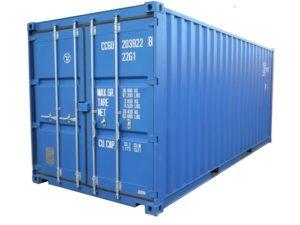 20 ft zeecontainer verhuur